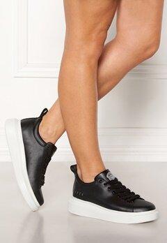 Svea Charlie Leather Sneaker 900 Black Bubbleroom.dk