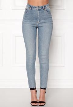 CHEAP MONDAY Donna Jeans Never Blue Bubbleroom.dk