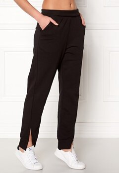 CHEAP MONDAY Haste Trousers Black Bubbleroom.dk