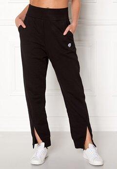 CHEAP MONDAY Haste Trousers Black Bubbleroom.dk
