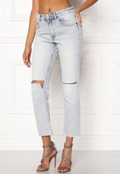 CHEAP MONDAY Revive Ninetties Jeans Blue Bubbleroom.dk