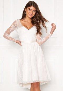 Chiara Forthi Aceline Dress White bubbleroom.dk