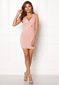 Chiara Forthi Adoree Dress Dusty pink Bubbleroom.dk