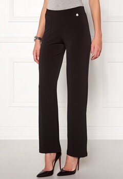 Chiara Forthi All Weekend Pants Black Bubbleroom.dk