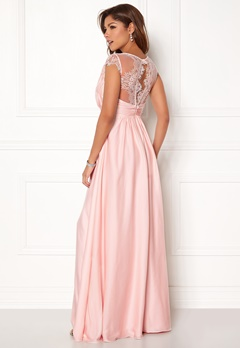 Chiara Forthi Annina Gown Light pink Bubbleroom.dk