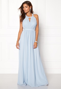 Chiara Forthi Athena Gown Light blue Bubbleroom.dk