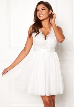Chiara Forthi Audrey dress White Bubbleroom.dk