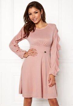 Chiara Forthi Beatrix Dress Pink Bubbleroom.dk