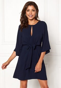 Chiara Forthi Bellora dress Midnight blue Bubbleroom.dk