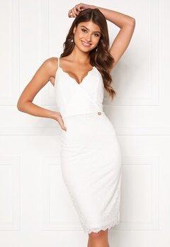 Chiara Forthi Berenice lace dress White Bubbleroom.dk