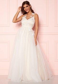 Chiara Forthi Bernadette Wedding Gown Champagne bubbleroom.dk