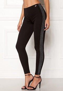 Chiara Forthi Brillante pants Black / Glitter Bubbleroom.dk