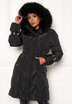 Chiara Forthi Catania down jacket Black Bubbleroom.dk