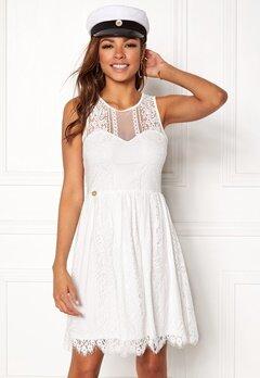 Chiara Forthi Celeste dress White Bubbleroom.dk