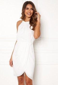 Chiara Forthi Cernobio short dress White Bubbleroom.dk