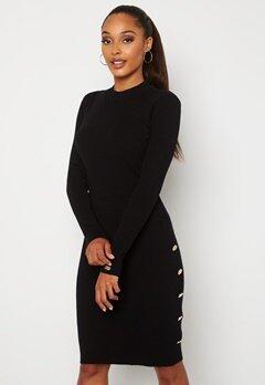 Chiara Forthi Claudina dress Black bubbleroom.dk
