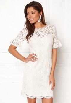 Chiara Forthi Cloelle Lace Dress Antique white Bubbleroom.dk