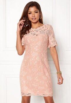 Chiara Forthi Cloelle Lace Dress Old rose Bubbleroom.dk