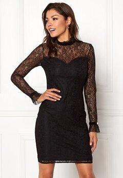 Chiara Forthi Dayanara dress Black Bubbleroom.dk