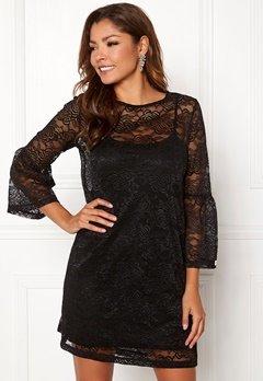 Chiara Forthi Dianne Dress Black Bubbleroom.dk