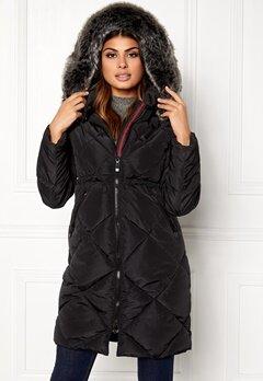 Chiara Forthi Dolomiti quilted jacket Black Bubbleroom.dk