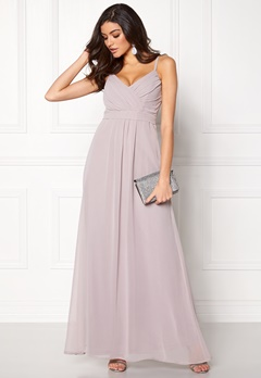 Chiara Forthi Dorsia Dress Purple / Grey Bubbleroom.dk