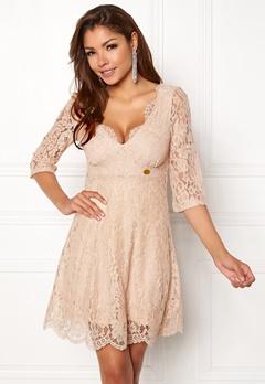 Chiara Forthi Ellix Dress - 2 Beige Bubbleroom.dk
