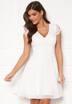 Chiara Forthi Empress Dress White Bubbleroom.dk