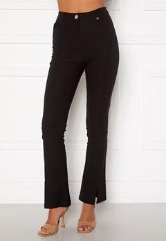 Chiara Forthi Faye pants Black Bubbleroom.dk