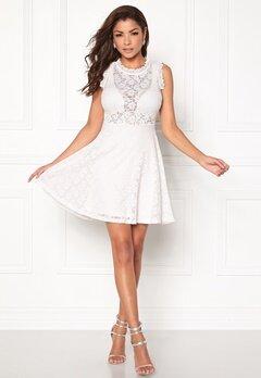 Chiara Forthi Ferrer Lace Dress Antique white Bubbleroom.dk