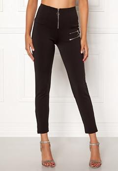 Chiara Forthi Gavriella trousers Black Bubbleroom.dk
