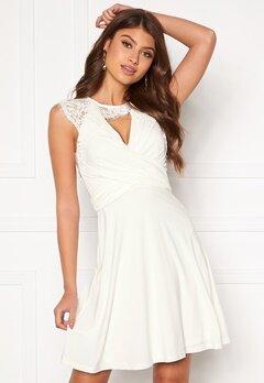 Chiara Forthi Genevra Dress White Bubbleroom.dk