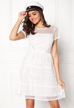 Chiara Forthi Gianina Dress Antique white Bubbleroom.dk