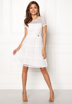 Chiara Forthi Gianina Dress Antique white Bubbleroom.dk