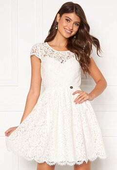 Chiara Forthi Guidia lace dress White Bubbleroom.dk