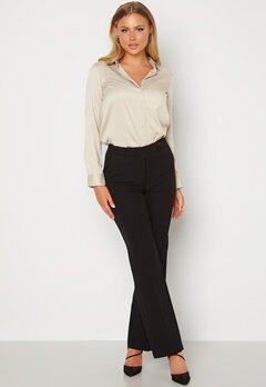 Chiara Forthi Gustina suit pants Black bubbleroom.dk
