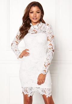 Chiara Forthi Jaqueline dress White Bubbleroom.dk