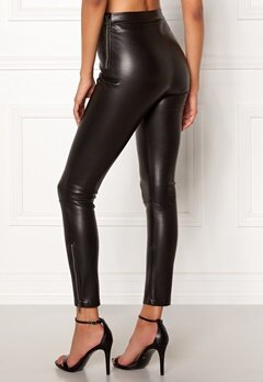 Chiara Forthi Jazzy trousers Black Bubbleroom.dk