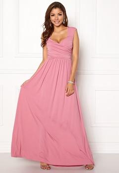 Chiara Forthi Kirily Maxi Dress Pink Bubbleroom.dk