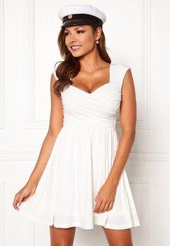 Chiara Forthi Kirily White Dress  Bubbleroom.dk