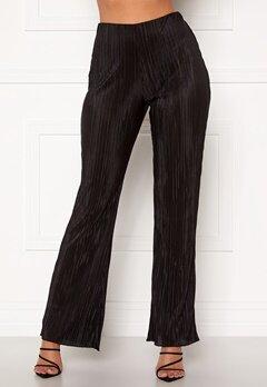 Chiara Forthi Kith plissé pants Black Bubbleroom.dk