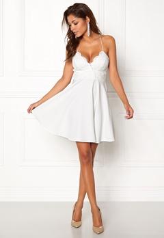 Chiara Forthi Kylee Dress White Bubbleroom.dk