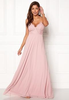 Chiara Forthi Kylee Maxi Dress Pink Bubbleroom.dk