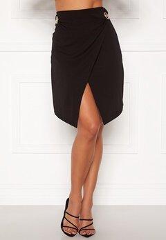 Chiara Forthi Larissa skirt Black Bubbleroom.dk