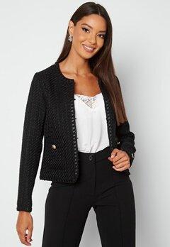 Chiara Forthi Lucette jacket Black bubbleroom.dk