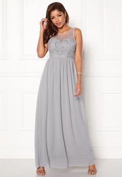 Chiara Forthi Lunetta Gown Grey Bubbleroom.dk