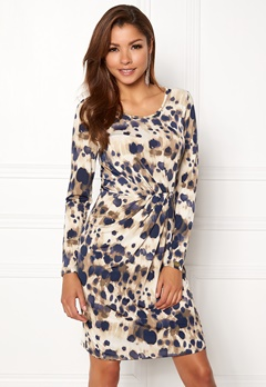 Chiara Forthi Marjorie Dress Blue / Patterned Bubbleroom.dk