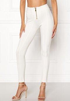 Chiara Forthi Marquesa trousers Offwhite Bubbleroom.dk