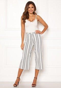 Chiara Forthi Mauritius pants Striped / Offwhite / Black Bubbleroom.dk