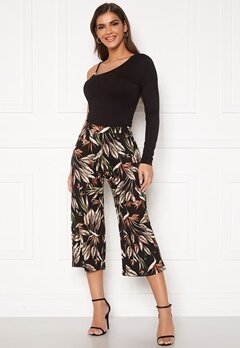 Chiara Forthi Mauritius pants Black / Green / Patterned Bubbleroom.dk